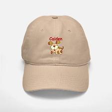 Caiden Puppy Baseball Baseball Cap