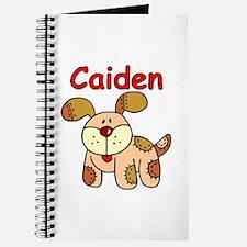 Caiden Puppy Journal