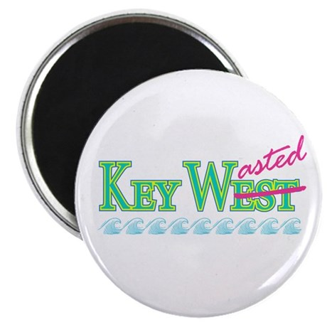 Key Wasted - Magnet