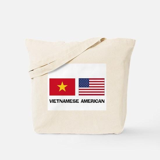 Vietnamese American Tote Bag