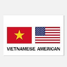 Vietnamese American Postcards (Package of 8)