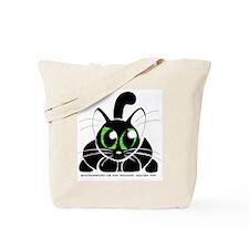 Cute Spiral bound Tote Bag