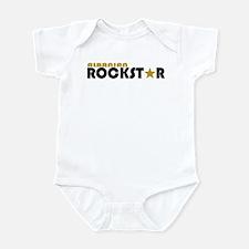 Albanian Rockstar Infant Bodysuit