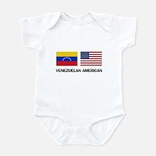 Venezuelan American Infant Bodysuit