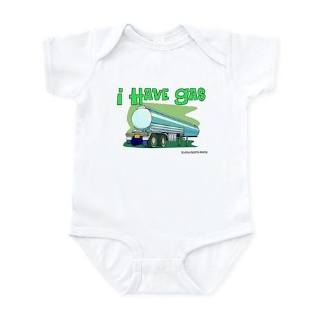 I Have Gas Tanker Driver Infant Creeper
