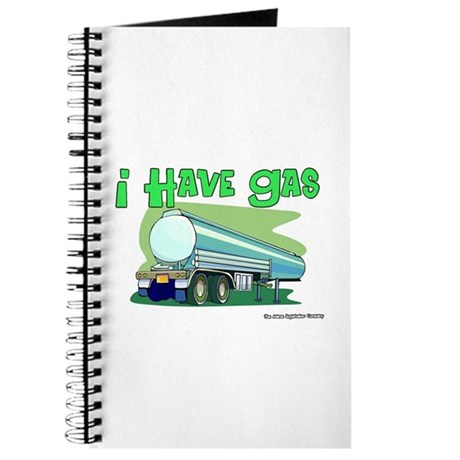 I Have Gas Tanker Driver Journal