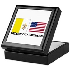 Vatican City American Keepsake Box