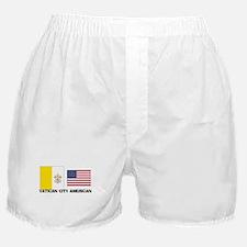 Vatican City American Boxer Shorts