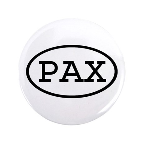 "PAX Oval 3.5"" Button"