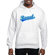 Retro Royal (Blue) Hoodie