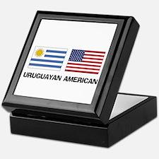 Uruguayan American Keepsake Box