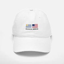 Uruguayan American Baseball Baseball Cap