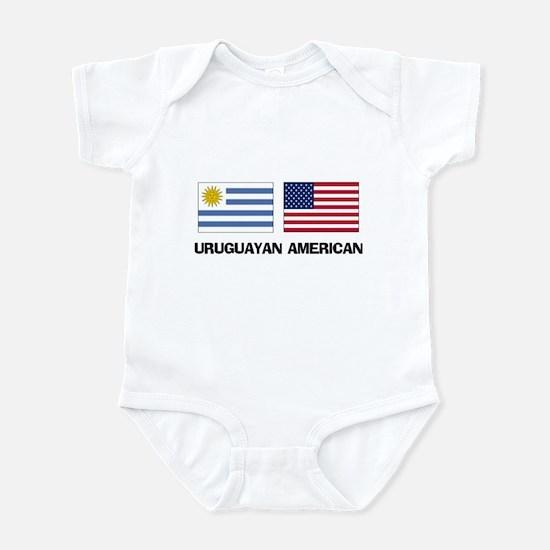 Uruguayan American Infant Bodysuit