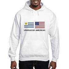 Uruguayan American Hoodie