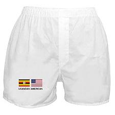 Ugandan American Boxer Shorts