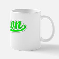 Retro Camron (Green) Mug