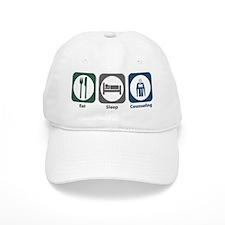Eat Sleep Counseling Baseball Cap