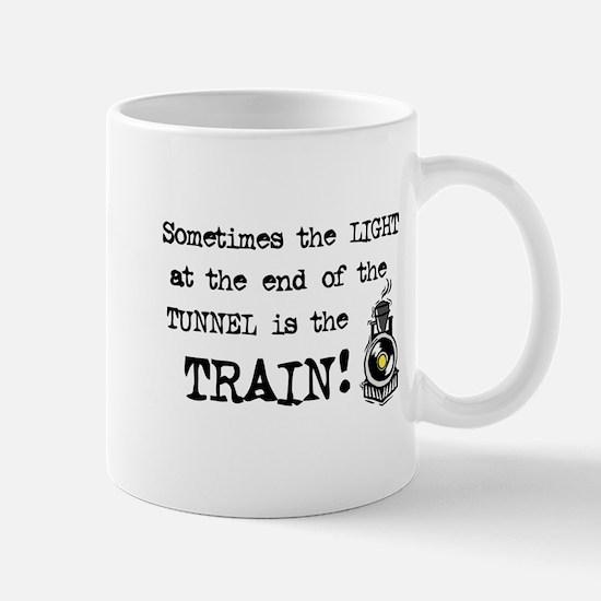 Tunnel Light Mug