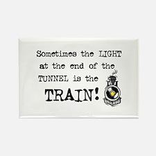 Tunnel Light Rectangle Magnet