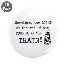 "Tunnel Light 3.5"" Button (10 pack)"
