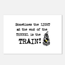 Tunnel Light Postcards (Package of 8)