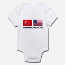 Turkish American Onesie