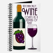 Wine Counts as a Serving of Fruit Journal