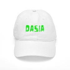 Dasia Faded (Green) Baseball Cap