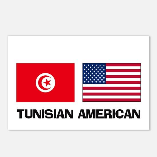 Tunisian American Postcards (Package of 8)