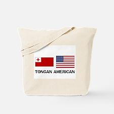Tongan American Tote Bag