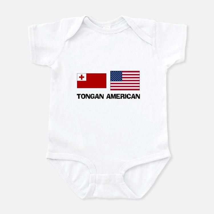 Tongan American Infant Bodysuit