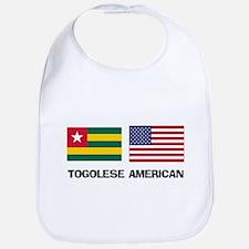 Togolese American Bib