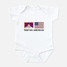 Tibetan American Infant Bodysuit