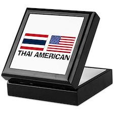 Thai American Keepsake Box