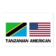 Tanzanian American Postcards (Package of 8)
