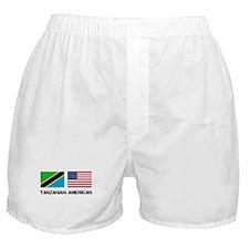 Tanzanian American Boxer Shorts