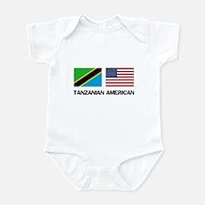 Tanzanian American Infant Bodysuit
