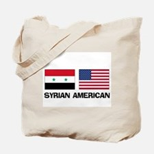 Syrian American Tote Bag