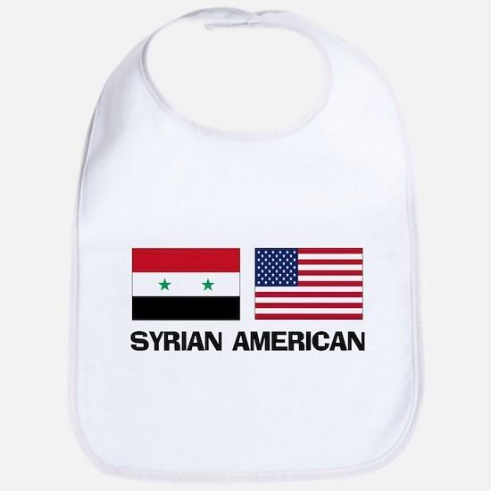 Syrian American Bib