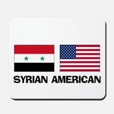 Syrian American Mousepad