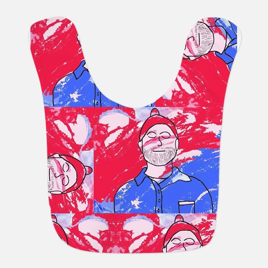 This Is An Adventure, An Advent Polyester Baby Bib
