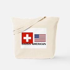 Swiss American Tote Bag