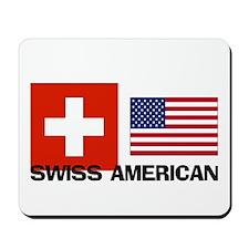 Swiss American Mousepad