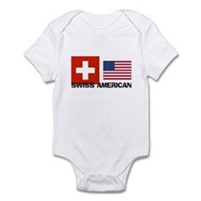 Swiss American Infant Bodysuit