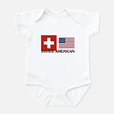 Swiss American Infant Bodysuit