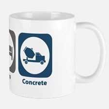 Eat Sleep Concrete Mug
