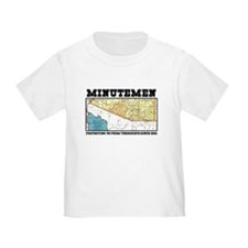 Minuteman - Protecting our bo T