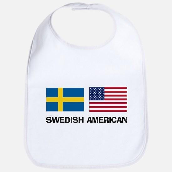 Swedish American Bib
