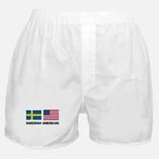 Swedish American Boxer Shorts