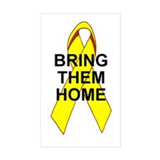 Bring Them Home Rectangle Decal